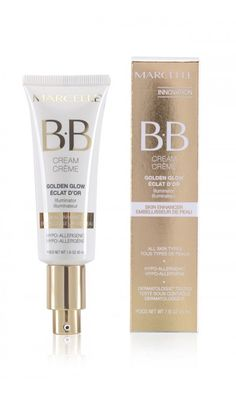 Shop the Best Rated BB Cream Golden Glow at Marcelle. This tinted moisturizer protects all skin types: dry & sensitive. Provides a healthy glow effect with just the right hint of illumination. Non comedogenic bb cream. Drugstore Bb Cream, Best Drugstore Makeup, Drugstore Skincare, Best Makeup Products, Beauty Products, Lilac Hair, Cruelty Free Makeup, Tinted Moisturizer, Beauty Care