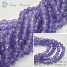 Faceted Round Beads - Crack Agate / Fire Agate / Dragon Veins Agate 4mm ,6mm,8mm,10mm