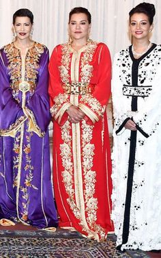 Les princesses marocaines