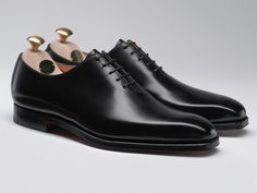 Crockett & Jones x James Bond Spectre Alex Black Calf