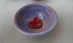 """ciotola """"LOVE"""" in ceramica, made in ILALAB : Arte della ceramica di ilalab"""