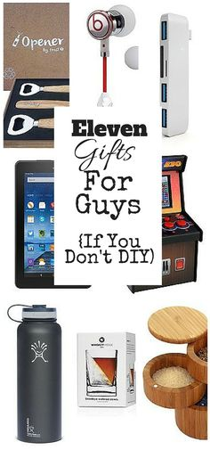 Lovely Cool Gifts for Him 2016
