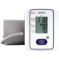 Omron 3 Series Automatic Blood Pressure Monitor  - $33.58-5 at amazon.com