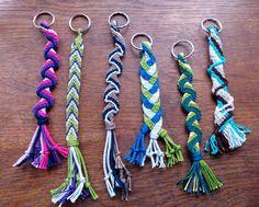 Inkle Weaving, Passementerie, Macrame Jewelry, Jewelry Patterns, String Art, Cross Stitch Embroidery, Crochet, Friendship Bracelets, Braids