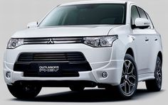 三菱自動車、「アウトランダー PHEV」の特別仕様車「SPORTS STYLE EDITION」発売
