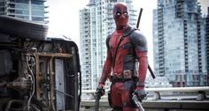 Deadpool 2016 American Superhero Film