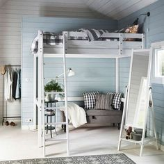 17 Marvelous Space Saving Loft Bed Designs Which Are Ideal For Small Homes                                                                                                                                                                                 More
