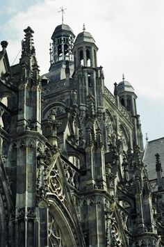 A Cathedral in the Netherlands, specifically 's-Hertogenbosch in North Brabant.