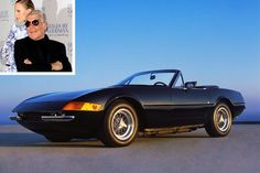 Roberto Cavalli, Ferrari Daytona #classic #car