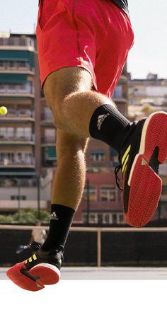 cddf30b77df6 adidas SoleCourt Boost Tennis Shoes Preview. Tennis RacketCloser