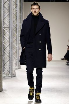 Hermès Fall 2013 Menswear Collection Slideshow on Style.com