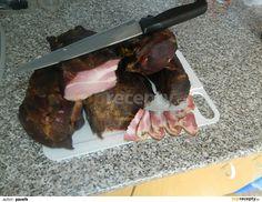 Domácí uzené na polský způsob Bbq, Pork, Cooking, Barbecue, Kale Stir Fry, Kitchen, Barrel Smoker, Pork Chops, Brewing