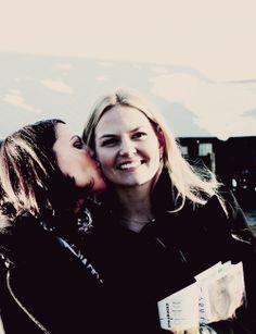 Regina Mills AKA Evil Queen & Emma Swan