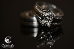 Wedding rings wwwcricketsphotocom Crickets Photography