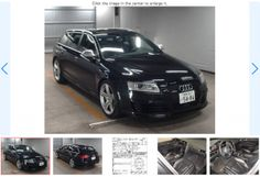 Look at this great example of a 2010 Audi with the big liter engine. This car is at JAA Tokyo and has only Klm Interested please contact us Audi Rs6, Japanese Imports, Big 5, Japanese Cars, Tokyo, Engineering, That Look, Tokyo Japan, Technology