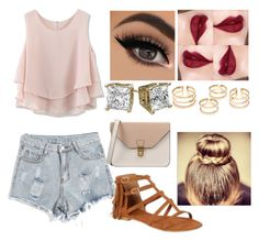 """Untitled #170"" by rhay-q ❤ liked on Polyvore featuring Chicwish and 8"