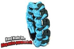 Crossed Claws und Tutorial   Swiss Paracord