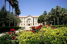 LEBANON, Ibrine, a Maronite  monastery