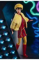Twist 'N Turn™ Barbie® Doll (Brunette)