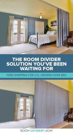 Awesome Ways to Divide A Room without Building A Wall