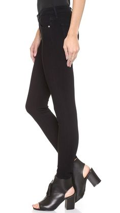 AG Adriano Goldschmied Contour 360 Ankle Super Skinny Jeans