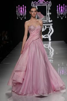 Abed Mahfouz - Couture - Spring-summer 2012 - Flip-Zone