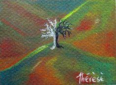 disegno, Aceo, originale, pezzo unico, rettangolare, collezione, iride, occhio, disegnato con Carbotello,donna, verde,azzurro,nero, di MarieTheresArt su Etsy