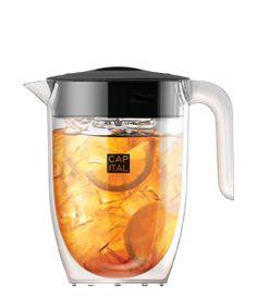 The brand new Capital™ Brew Over Ice Carafe! #coffee #tea #Keurig #entertaining #icedtea