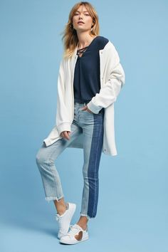 Shop the McGuire Vintage Mid-Rise Slim Jeans and more Anthropologie at Anthropologie today. Read customer reviews, discover product details and more.