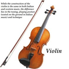 An instrument of European origin, the Violin was introduced into Indian classical music in about 1800. At first, it made its appearance at the court of Thanjavur. Thereafter, it received further support from the Maharaja Swati Tirunal of Travancore, who was himself adept in the art of music.