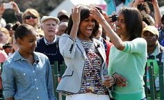 Michelle Obama's 50 Funniest Pictures