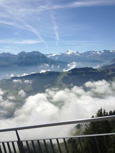 Stanserhorn in Stans, Nidwalden