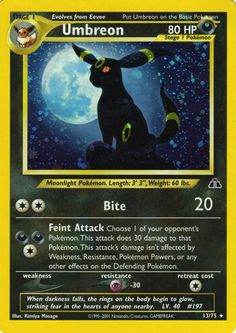 Umbreon (neo discovery set)