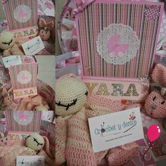 Crochet y demos: La canastilla de Yara