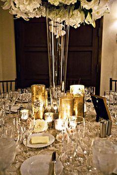 Wedding Color Gold - Wedding Color Silver | Wedding Planning, Ideas & Etiquette | Bridal Guide Magazine