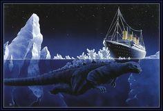 Awesome Collection of Godzilla Fan Art | Abduzeedo Design Inspiration