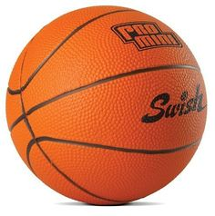 Flame Mini Basketballs 6 pc Rhode Island Novelties