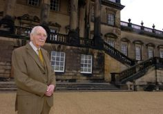 Wentworth Woodhouse near Rotherham which is to undergo massive renovations in the near future  Clifford Newbould who has owned the great house since 1999