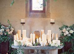Al-fresco elegance at Cal a Vie: http://www.stylemepretty.com/2014/07/17/al-fresco-elegance-at-cal-a-vie/ | Photography: www.josevilla.com