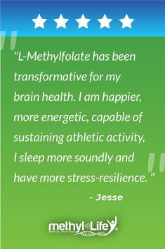 Methyl-Life™ Methylfolate 10 was formulated, especially for the people with genetic (MTHFR, MTR, MTRR) variants, dietary or drug-induced need. It was designed specifically to bypass genetic challenges and optimize the body's methylation process. This means you may have more energy and motivation, get improved protection against toxins, and just plain feel better. Shop now and experience what a pure, natural supplement can do for you! Higher Dose, How Can I Get, Vitamins For Women, Neurotransmitters, Folic Acid, Talking To You, Feel Better, Mental Health