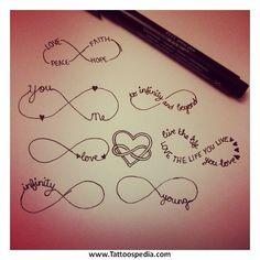 Faith Infinity Tattoos | Girl Gloss