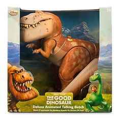Butch Deluxe Animated Talking Figure - The Good Dinosaur