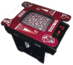 Virginia Tech Hokies Arcade Table