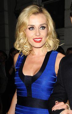 Katherine Jenkins Medium Curls