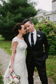 Adrienne & Jacob | Lyman Estate Wedding | Lauren Rae Photography