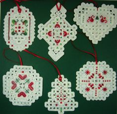 Hardanger Ornaments | Flickr - Photo Sharing!