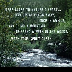 My Nature quote
