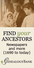 RP from Genealogy Tip of the Day with Michael John Neill: Don't Make it a Maiden Name if You Are Not Certain