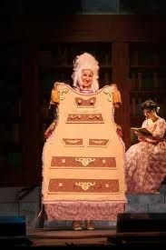 """Broadway """"Beauty and the Beast"""" - Madame"""