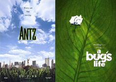Twin Movies - Movies that came out at the same time